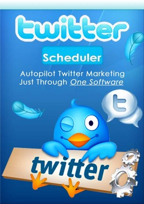 Product picture Twitter Scheduler