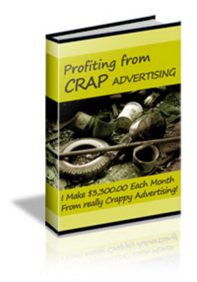 Product picture Crap Advertising Methods