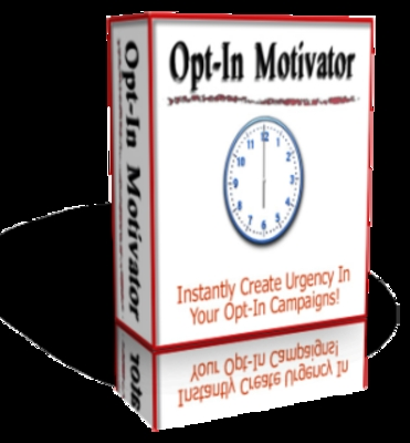 Product picture Opt In Motivator