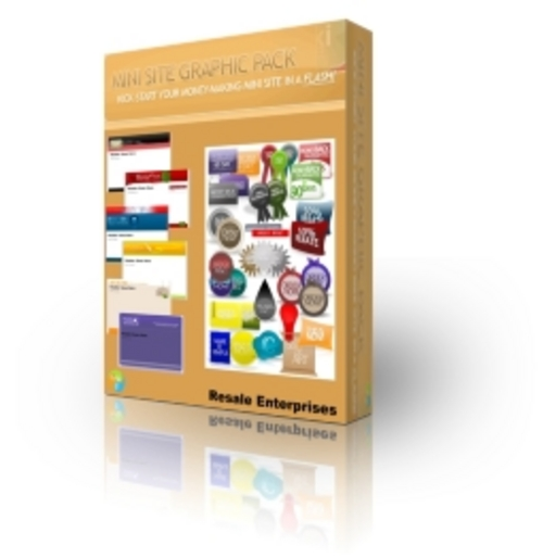 Product picture 5 New PLR Graphics Packages