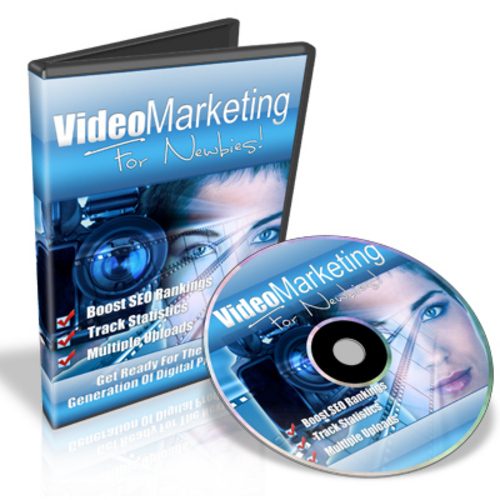 Product picture Video Marketing Newbies